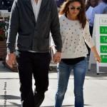 Ashton Kutcher and Mila Kunis having a girl
