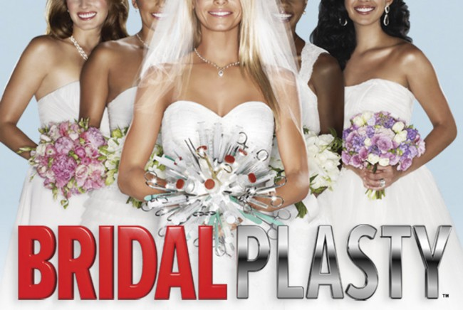 "Now here's an interesting premise. Brides-to-be compete to win plastic surgery procedures so they can look their best for their big day. When they are voted off the host bluntly says, ""Well you still have a wedding—it just won't be perfect."" The winner gets all the nips and tucks and lifts she wants. The groom […]"