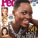Lupita Nyong'o tops People's Most Beautiful 2014