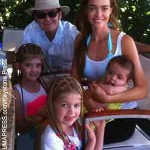 Charlie Sheen evicts Denise Richards and his daughters