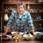 Jamie Oliver's Food Revolution Day promotes health eating