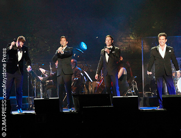 Il divo a musical affair now touring canada celebrity - Il divo netflix ...