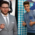 Justin Bieber to Seth Rogen: 'Sorry I didn't bow down'