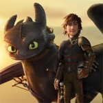 Watch the first five minutes of How To Train Your Dragon 2!