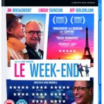Le Week-End DVD review