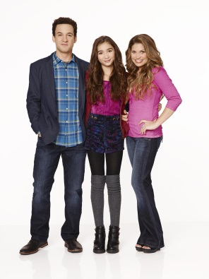 Girl Meets World - Ben Savage, Rowan Blanchard, Danielle Fishel