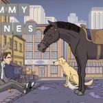 Simpsons producer Bill Schultz talks about new series Jimmy Stones