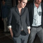 Kristen Stewart loves being single