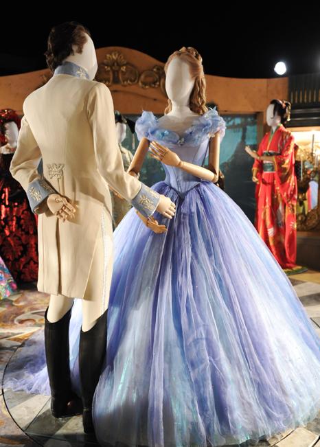 Disney s cinderella exhibition 171 celebrity gossip and movie news
