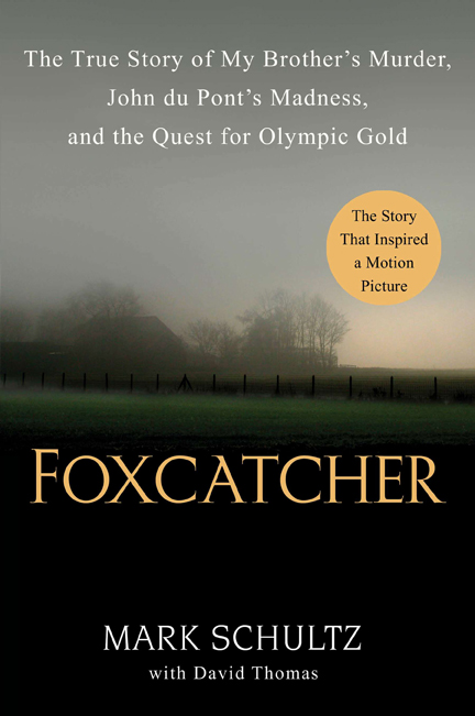 Foxcatcherbook