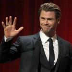 Chris Hemsworth is People's sexiest man alive