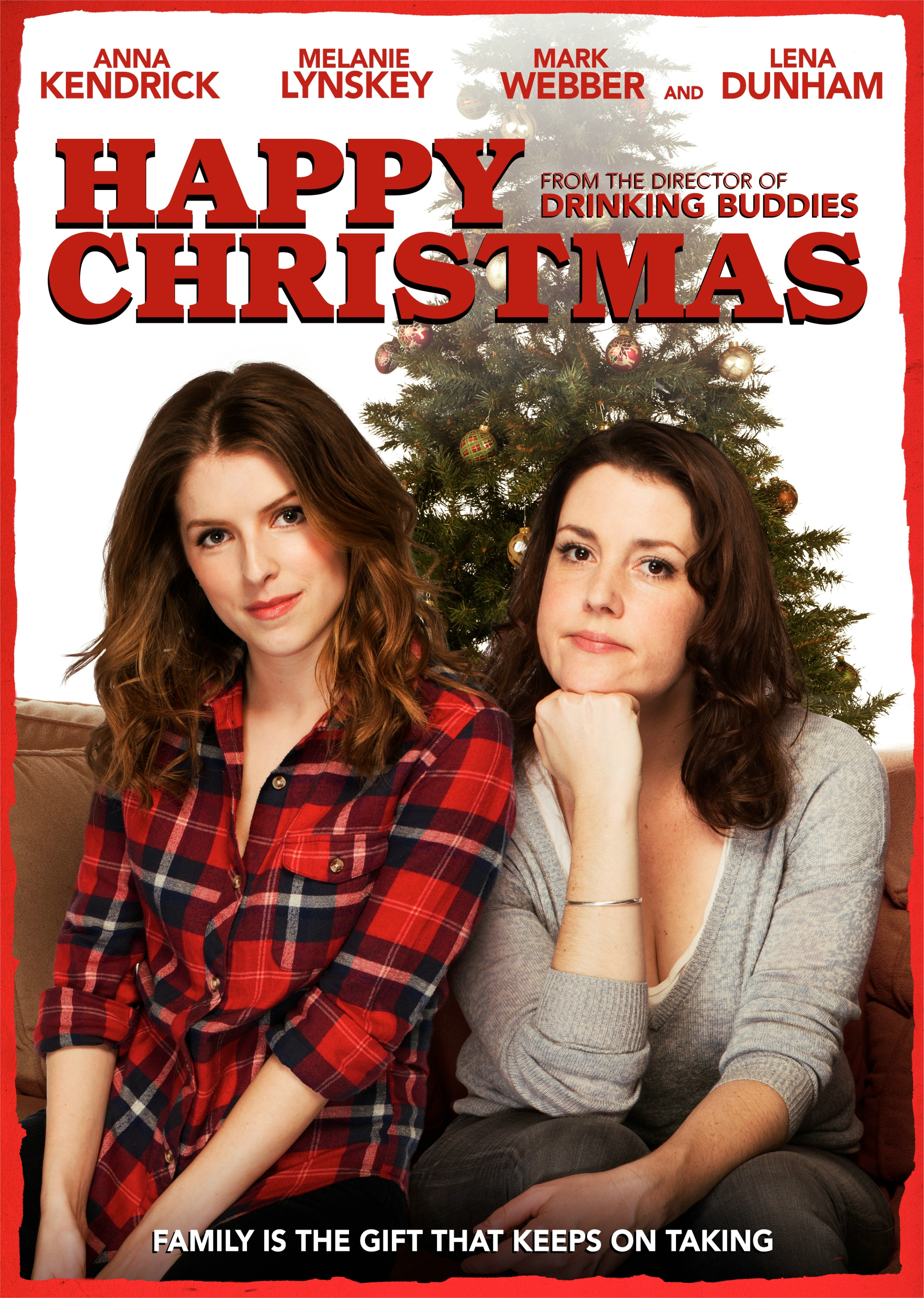 Happy Christmas DVD gives the gift of family « Celebrity Gossip and ...