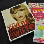 25 Days of Christmas giveaway: Day 8 – Taylor Swift Incredible Things fragrance, The Fault in Our Stars and more!