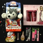 25 Day of Christmas giveaway: Day 18 – Maybelline, Kinder Surprise and Joico