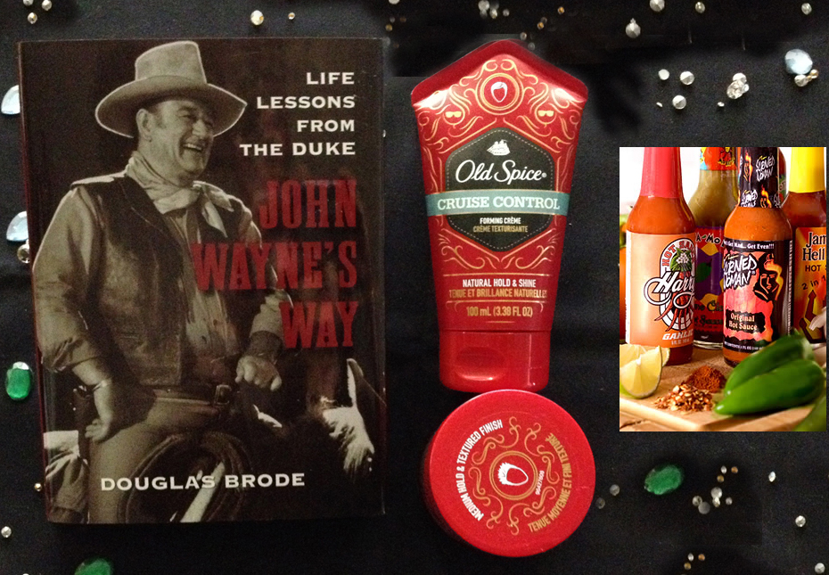 25 Days of Christmas: Day 24 – Amazing Clubs Canada, John Wayne book ...