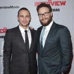 Franco and Rogen