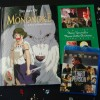 25 Days of Christmas giveaway: Day 14 - Princess Mononoke, Christmas movie book and Blu-ray
