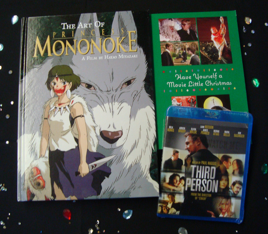 Day 14 prizes - Princess Mononoke