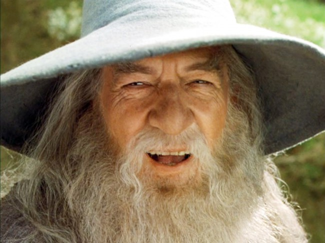 The wise wizard Gandalf is one of the most iconic characters from the Lord of the Rings trilogy. Ian McKellen created the perfect portrayal of the Hobbit-admiring wizard who returns from death itself to aide the Fellowship on their journey to defeat Sauron and destroy the Ring.