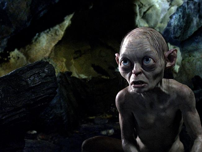 Gollum is one of the most tragic characters of the Lord of the Rings trilogy, which also makes him one of the most unforgettable. Andy Serkis set the bar for CGI performances with his heart-wrenching portrayal of Smeagol, a Hobbit-like creature whose obsession with the Ring turned him into a monster called Gollum.