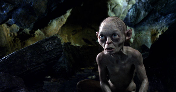 Originally known as Smeagol, this hobbit of the River-folk was corrupted by the ring. His obsession over the ring adds comedic relief to The Hobbit and The Lord of the Rings franchise and he becomes a central character in the evolution of the narrative. Peter Jackson's film adaptation of Gollum famously includes a split personality […]
