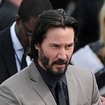 Keanu Reeves waited 20 minutes to enter his own party