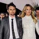 Kate Hudson and Matt Bellamy spending Christmas together