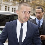 Shia LaBeouf caused chaos at second show