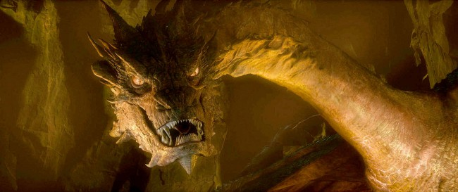 Although he is a fictional dragon, Smaug remains a feared antagonist in The Hobbit. Centuries of sleeping on his stolen treasures caused gold and gemstones to become embedded in his belly, though one small spot of flesh remained. Benedict Cumberbatch provided the voice and motion-capture for film. The actor sought to portray a tone that […]