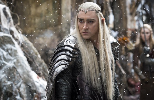 This supporting character in The Hobbit franchise is known as the Elvenking. Although his romantic history is not documented in the Tolkien narrative, Thranduil is known to be Legolas' father and disapproves of his son's romantic affairs. Lee Pace landed the role of Thranduil after director Peter Jackson watched his brilliance in The Fall.
