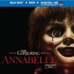 New on DVD today – Annabelle, Lucy and Boxtrolls