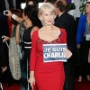 Helen Mirren pays Je Suis Charlie tribute at Golden Globes