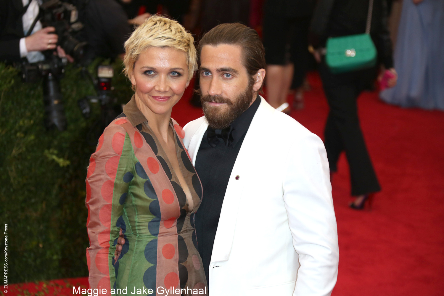 Maggie and Jake Gyllenhaal « Celebrity Gossip and Movie News