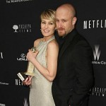 Robin Wright and Ben Foster engaged again
