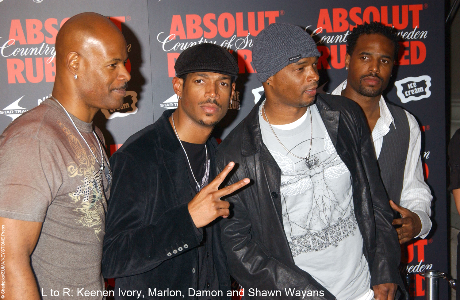 the wayans brothers 171 celebrity gossip and movie news