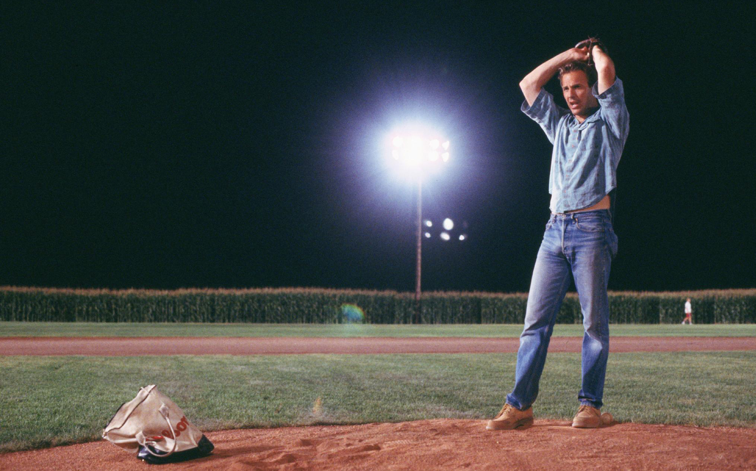 an analysis of the movie field of dreams In both the movie and the book, field of dreams and shoeless joe jackson comes to iowa ray kinsella was introduced to the viewers and readers as an ordinary man, living an ordinary life, in an ordinary town.