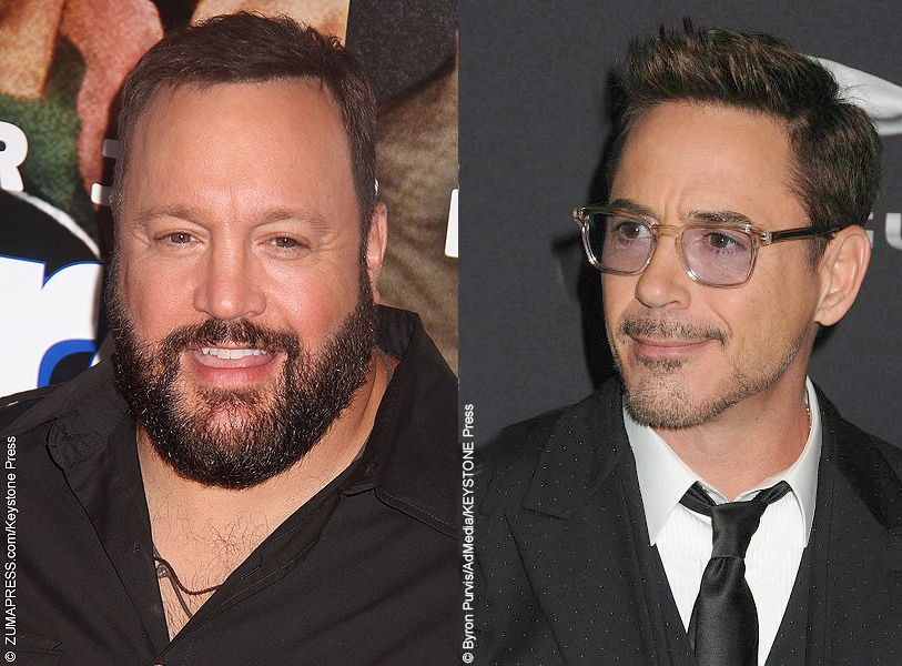 Kevin James And Robert Downey Jr. « Celebrity Gossip And