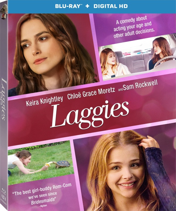 Laggies DVD starring Keira Knightley