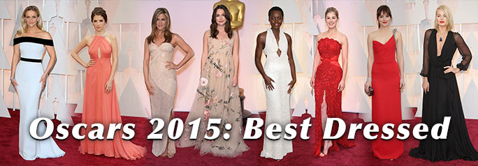 """Once again the Oscars have come and gone and just as important as the prestigious awards are the eye-catching ensembles. Not only do we get to scrutinize what everyone wore, but designers get to showcase their work. It's the age-old question: """"Who are you wearing?"""" To make things easier for you, we've compiled a list […]"""