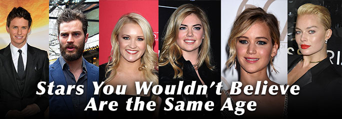 You never know what you're going to get with genes. You might age gracefully or you could age like a bad leather handbag. Celebrities may be exempt from a lot of things (you know, minor things like jail time for example) but there are just some things money can't buy. Like the fountain of youth. […]