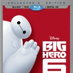 Academy Award-winning animated feature film Big Hero 6 DVD review