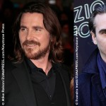 Christian Bale and Joaquin Phoenix