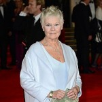 Judi Dench can't travel alone due to poor eyesight