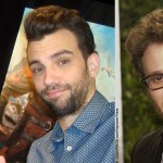 Jay Baruchel and Seth Rogen