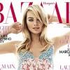 Margot Robbie hit Leonardo DiCaprio