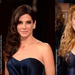 Sandra Bullock and Courtney Love