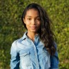 Black-ish star Yara Shahidi talks about growing up in showbiz