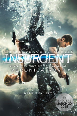 Win one of four copies of The Divergent Series: Insurgent ...
