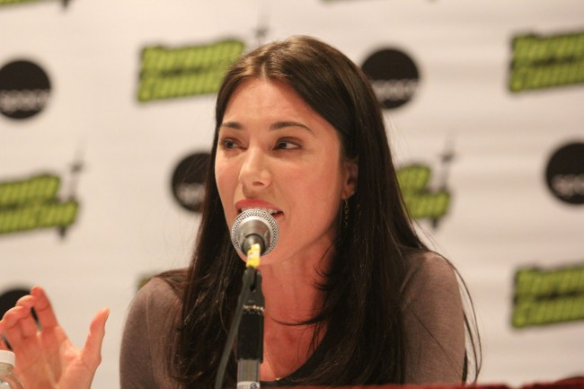 jaime murray wonder woman - photo #5