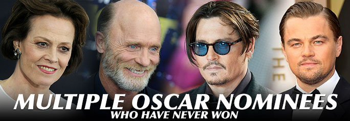 When we think of stars who have never won an Oscar, chances are the first name to come to mind is Leonardo DiCaprio, but did you know there's a whole list of Hollywood talent who have been nominated for an Academy Award multiple times, but have yet to win? Here are just some of the […]